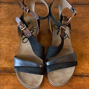 Tuscany flat sandals by OTBT
